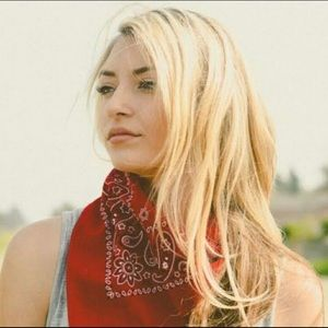 Accessories - Red Cotton Bandana